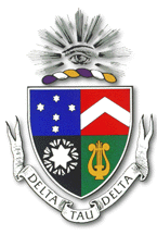 Delta Tau Delta Fraternity Watches
