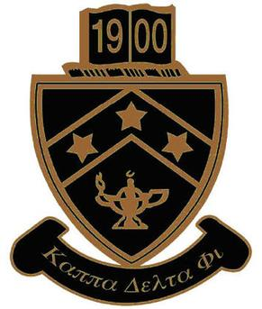Kappa Delta Phi Fraternity Watches