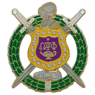 Omega Psi Phi Fraternity Watches